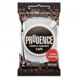 Preservativo Prudence CAFÉ sex shop Outlet do Prazer