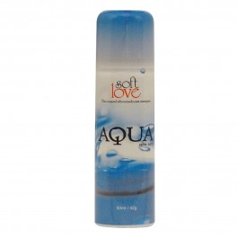 Aqua Extra Luby oleo Corporal Siliconizado para Massagem Soft Love