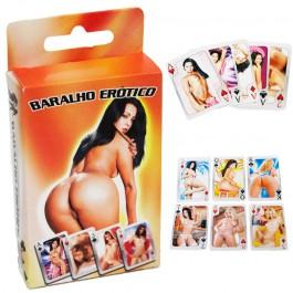 Baralho Erótico Mulheres Nuas