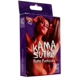 Baralho Kama Sutra Lesbico Miss Collection