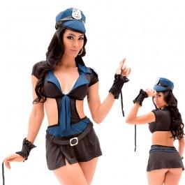 Fantasia Policial Sapeka
