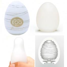 Masturbador Egg Silky