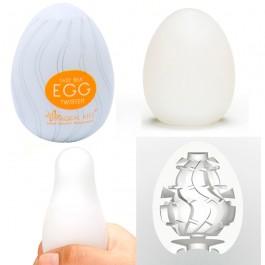 Masturbador Egg Twister