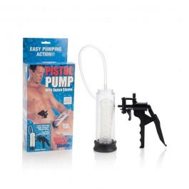 Bomba Peniana Manual Pistol Pump Sex Shop Outlet do Prazer