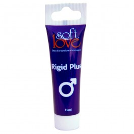 Rigid Plus Ereção Mais Potente Soft Love
