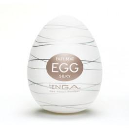 Masturbador Tenga Egg Silky SexShop Outlet do Prazer