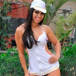Vestido Marinheira Aline SexShop Outlet do Prazer