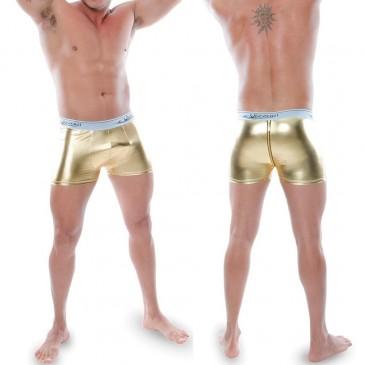 Cueca Pegasus Dourado