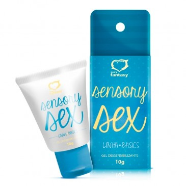 Gel Basics Sensory Sex Sexy Fantasy