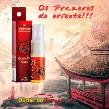 Spray Oriental Excitante Hot Flowers