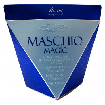 Maschio Magic Prolongador de Ereção Pessini