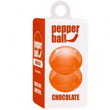 Bolinha Beijável Pepper Ball Chocolate