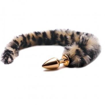 Plug Anal Cauda Felino