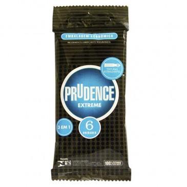 Preservativo Prudence Extreme Sex Shop Outlet do Prazer