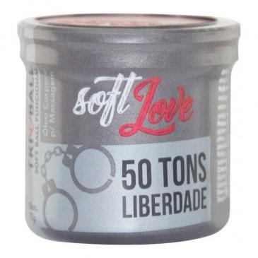Soft Ball 50 Tons Liberdade Bolinha Estimulante