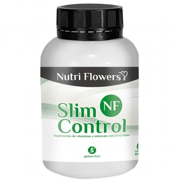Suplemento Vitamínico Slim Control HOT Flowers Sexshop Outlet do Prazer