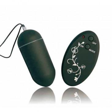 Vibrador Bullet Cápsula Sem Fio Sexshop Outlet do Prazer