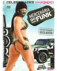 DVD Mercenária do Funk