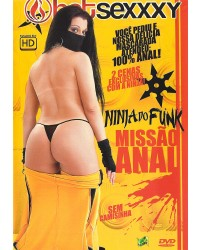 DVD Ninja do Funk