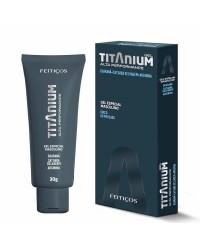 Titanium Potencializador Masculino Sexshop Outlet do Prazer