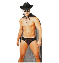 Fantasia Zorro Sexyman SexShop Outlet do Prazer