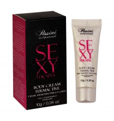Creme de Massagem Termoativo Sexy Terapia Pessini Sex Shop Outlet do Prazer