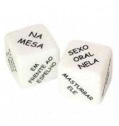 Dado Erótico Cubos do Amor Hot