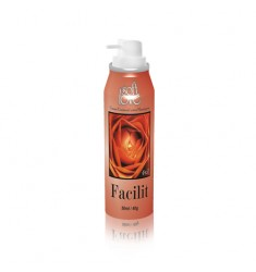 Facilit Mousse Corporal Excitante 4 em 1 Soft Love