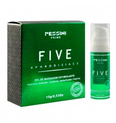 FIVE Pessini Excitante Prime Unissex outlet do prazer