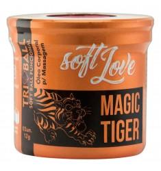 Magic Tiger Bolinha Estimulante Soft Ball