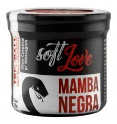 Mamba Negra Bolinha Estimulante Soft Ball