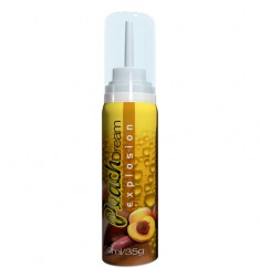 Mousse Efervescente Peach Dream Explosion Intt