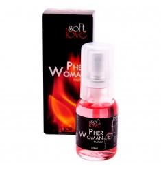 Perfume Feromônios Pher Woman Soft Love