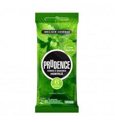 Preservativo Prudence Hortelã SexShop Outlet do Prazer