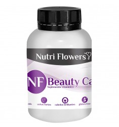 Suplemento Vitamínico NF Beaty Care HOT Flowers