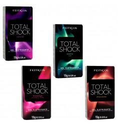 Total Shock Gel Eletrizante Feitiços