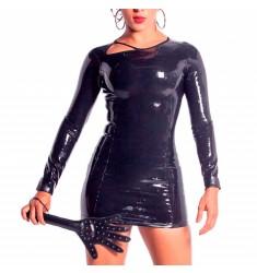 Vestido Audace Látex Cabaré