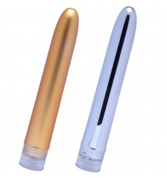 Vibrador Personal Metalizado