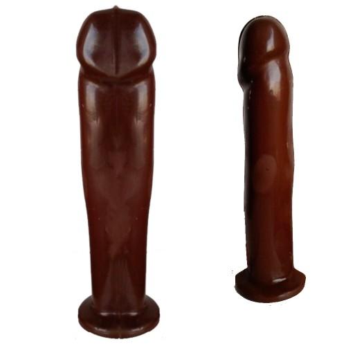 Pênis Ereto de Chocolate Aquiles