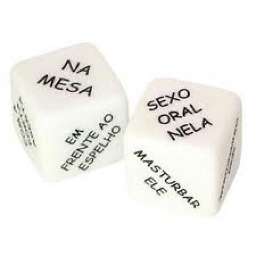 Dado Erótico - Cubos do Amor Hot