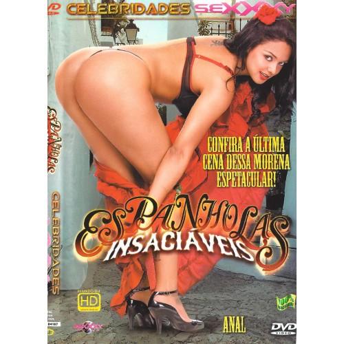 DVD Espanholas Insaciáveis
