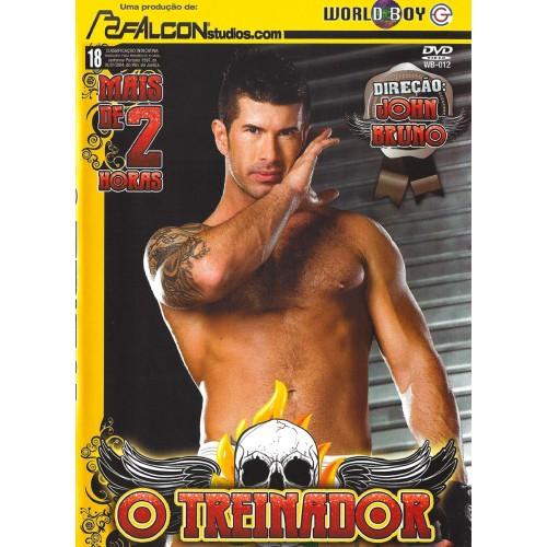 DVD O Treinador mais de 2 horas de sexo