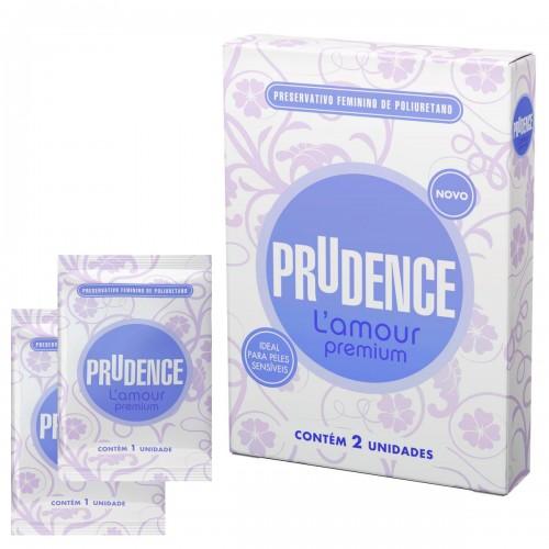 Preservativo Feminino L'amour Premium Prudence