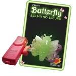 Vibrador Borboleta Butterfly GLOW Brilha no escuro
