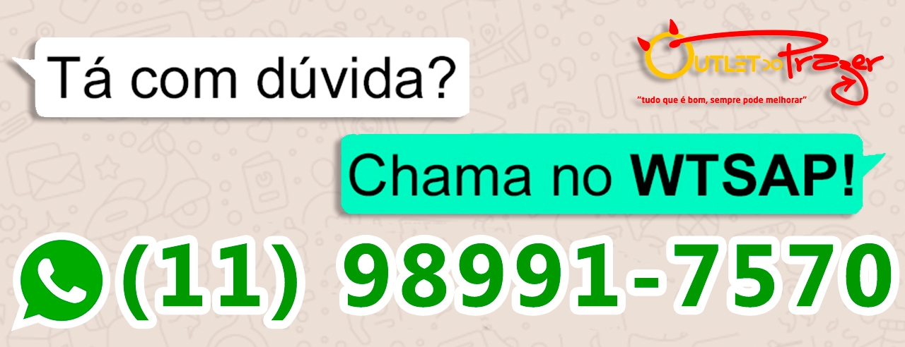 whatsapp outlet do prazer